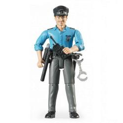 Poliziotto, pelle chiara,...
