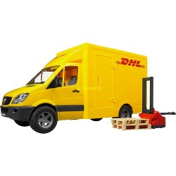Mercedes Benz Sprinter DHL...