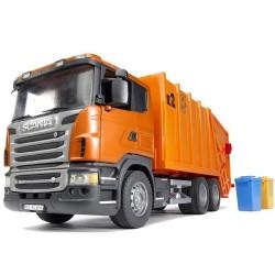 Camion della spazzatura...