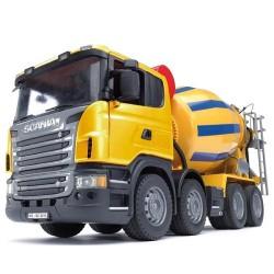 Camion betoniera serie...